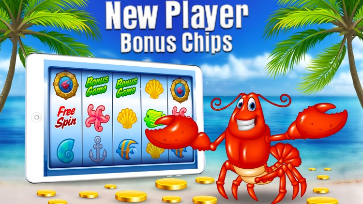 Free Casino Games - Lucky Lobster Slots screenshot-1