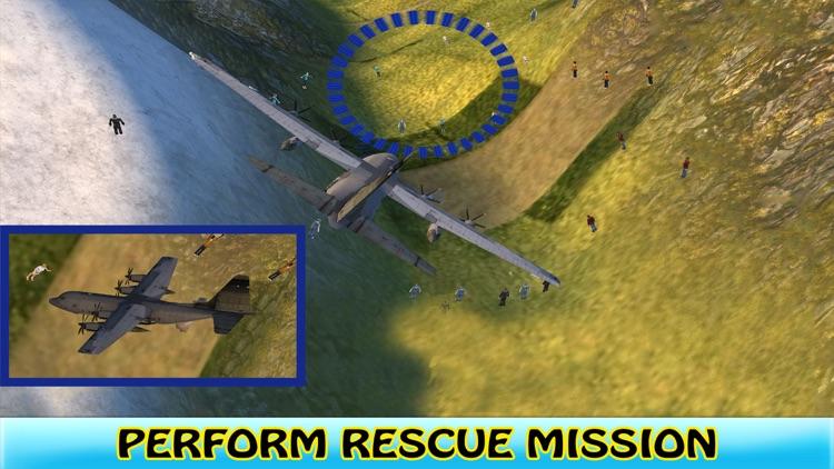Aeroplane Flight Control : The Pacific Wingman screenshot-3