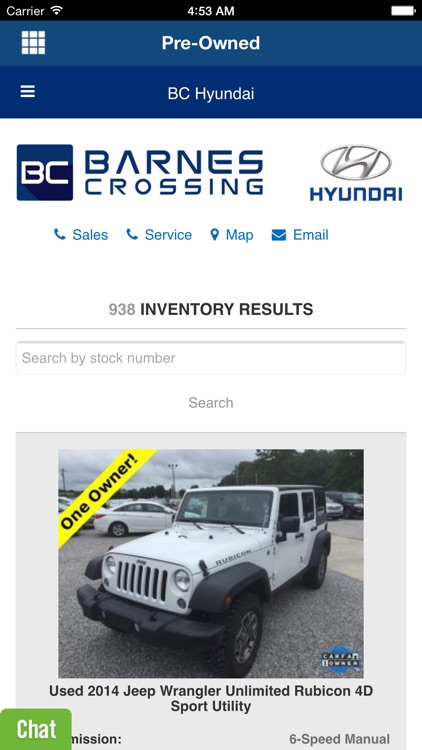 Barnes Crossing Hyundai Of Tupelo By Pidex Inc