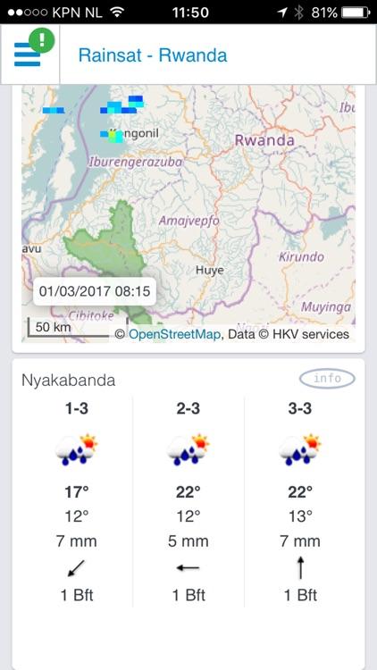 Rainsat Rwanda