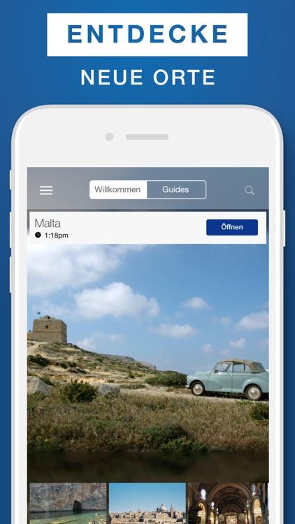 Malta Reiseführer & Offline-Karte