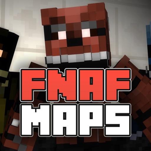 FNAF Maps for Minecraft PE iOS App