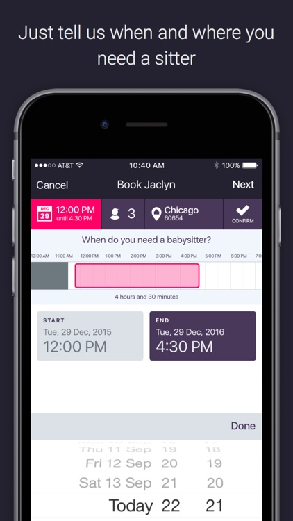 Chime by Sittercity – Find Prescreened Babysitters