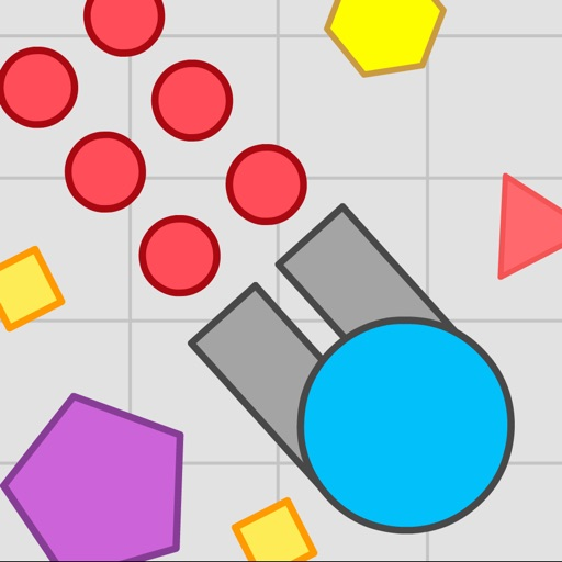 Tank.io War - Multiplayer Mobile Online Games