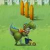恐龙推车 - 进入远古时代的村落