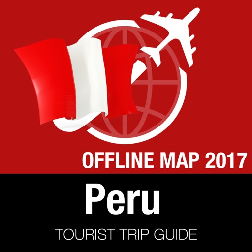 Peru Tourist Guide + Offline Map