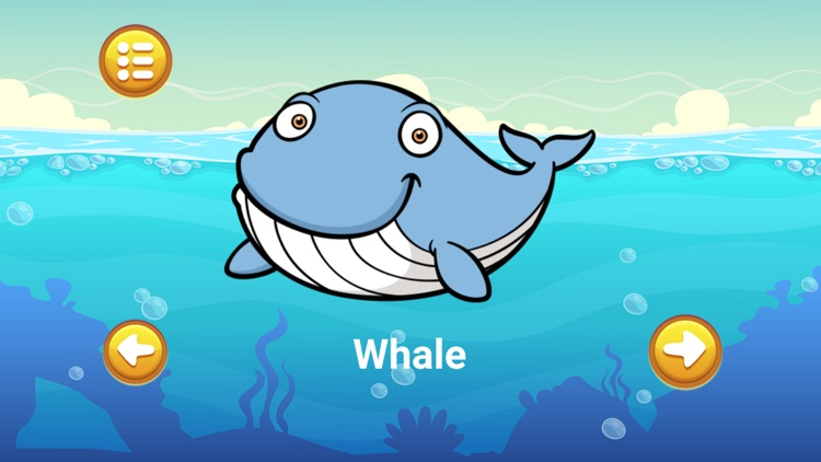 Ocean Animals and Sea For Kids and Toddlers screenshot-3