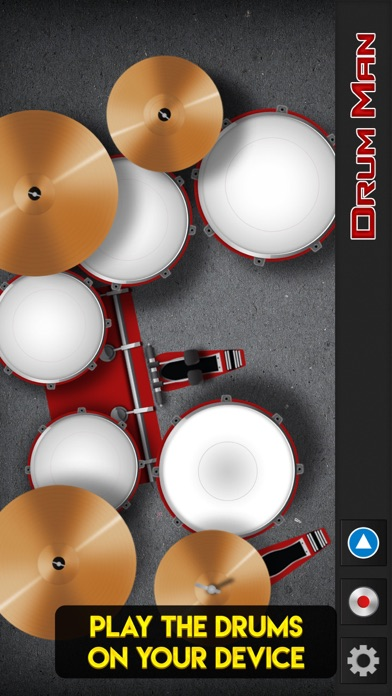 Drum Man - Play Drums, Tap Beats & Make Cool Music-1