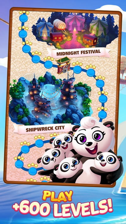 Panda Pop screenshot-3