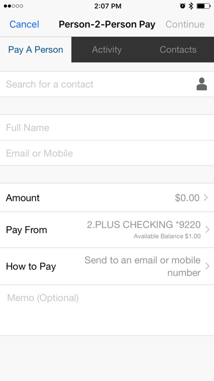 People's United Bank Mobile