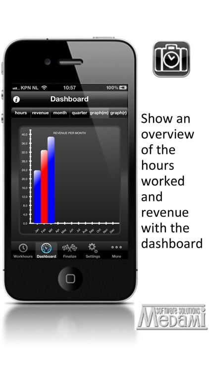 WorkhourTracker screenshot-3