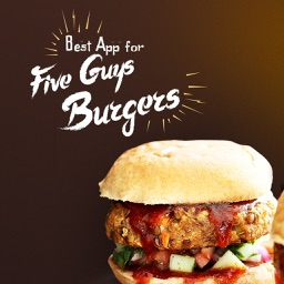 Best App for Five Guys Burgers