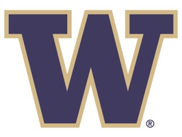 This is an officially licensed Premium Sticker Pack from the University of Washington