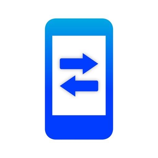 COPY DATA Phone transfer app logo