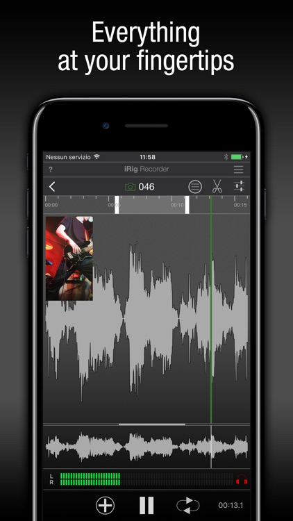 iRig Recorder screenshot-3