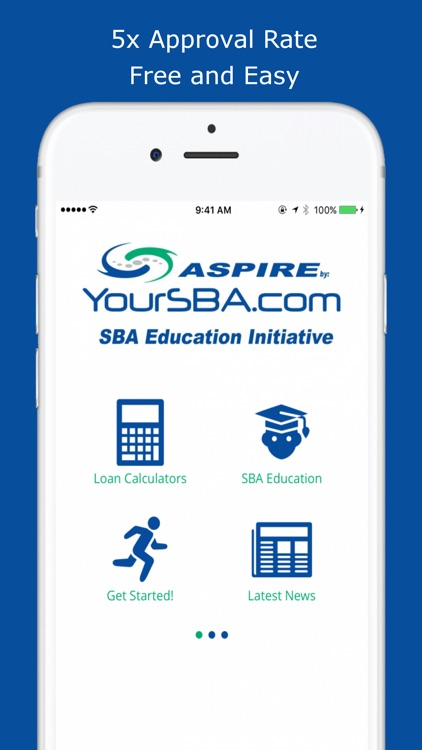 YourSBA.com - Successfully Navigate the SBA Loan screenshot-0