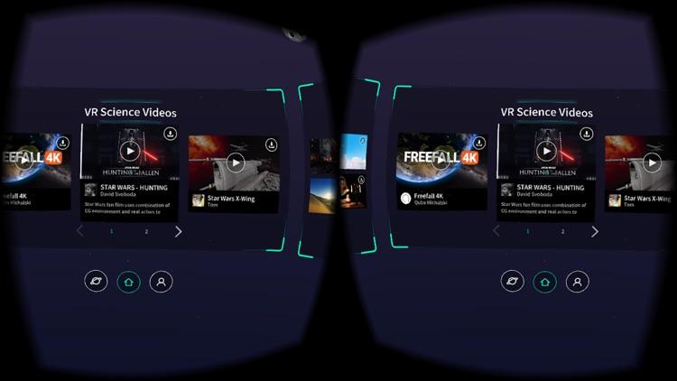 VR Science Video
