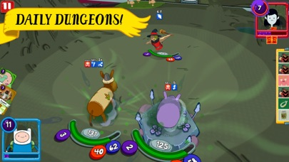 Card Wars Kingdom phone App screenshot 5