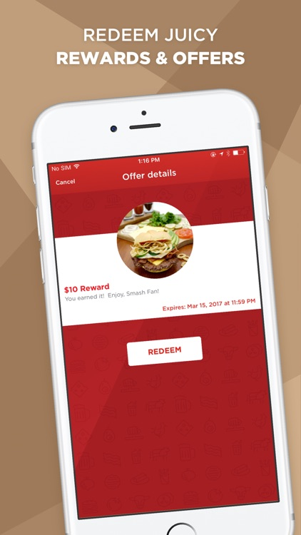 Smashburger Rewards screenshot-3