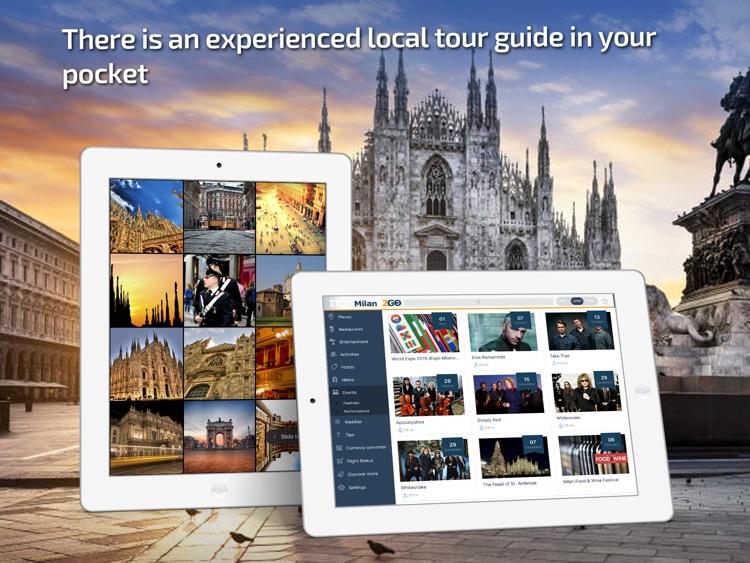 Milan Travel Guide & offline city map