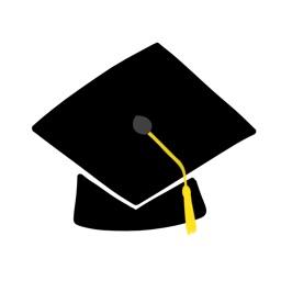 Graduation sticker, grad pic stickers for iMessage