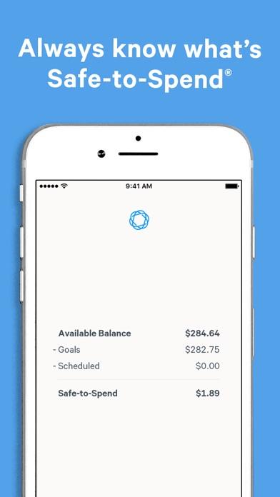 Screenshot 3 for Simple's iPhone app'