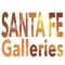 All the latest art exhibitions in the Santa Fe, New Mexico - one of the best art districts in the U