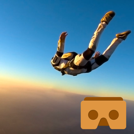 VR Skydiving Simulator