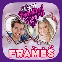 Valentine's Day Frames & Photo Editor