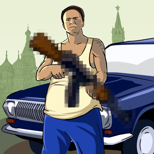 Russian Mafia: Gangster Driver iOS App