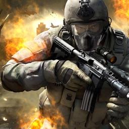 SWAT Assassin Sniper: Global Shooting Counter War