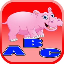 ABC Animal Learning Vocabulary Tracing Game