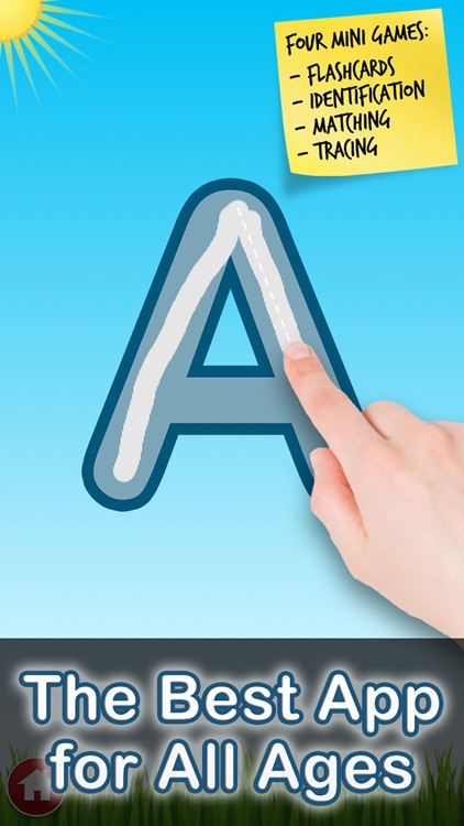 Letter Quiz: Alphabet Tracing screenshot-0
