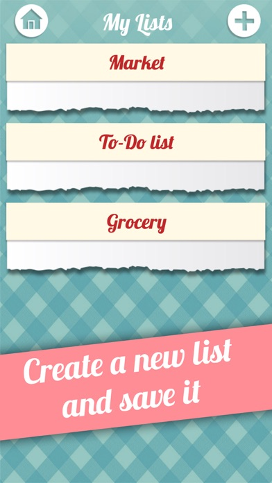 Grocery Lists – Make Shopping Simple and Smart screenshot three