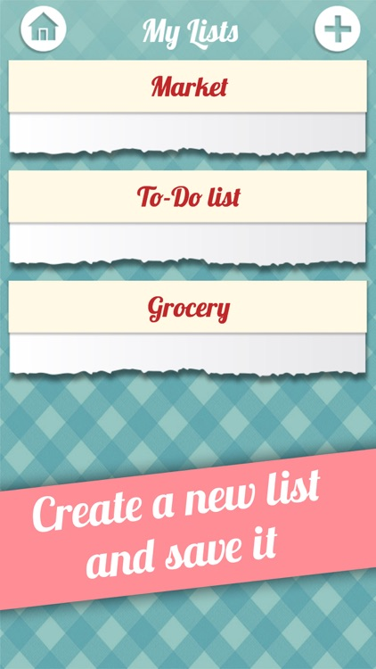 Grocery Lists – Make Shopping Simple and Smart