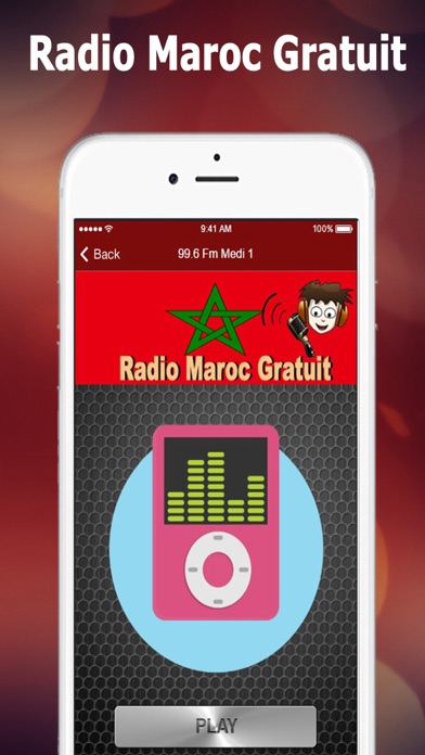 Radio Maroc Gratuit: Nouvelles, musique et sports-1