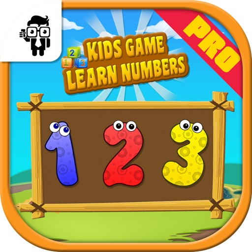 Pro Kids Game Learn Numbers