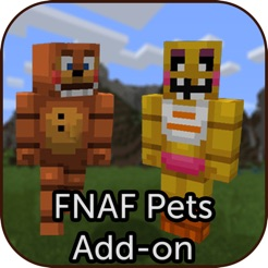 FNaF Add-On for Minecraft PE on the App Store