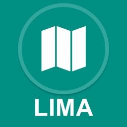 Lima, Peru : Offline GPS Navigation