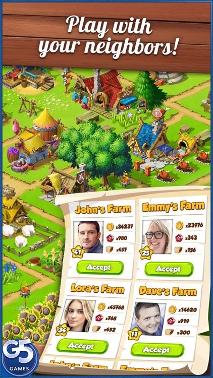 Farm Clan®: Farm Life Adventure screenshot-3