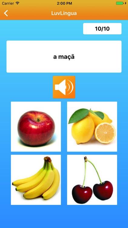 Learn Portuguese Brazil LuvLingua Pro