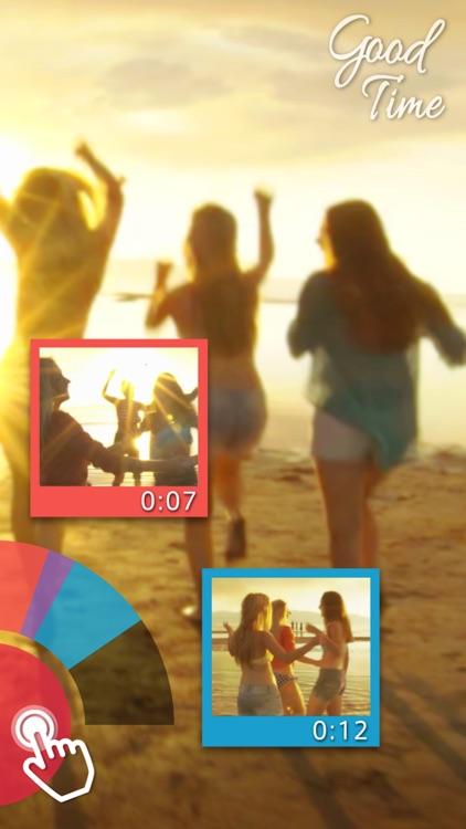 GOODTIME - 逆再生動画アプリ