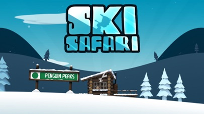 Ski Safari Screenshot 1