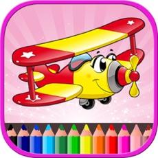 Activities of Best Kids Coloring Book!