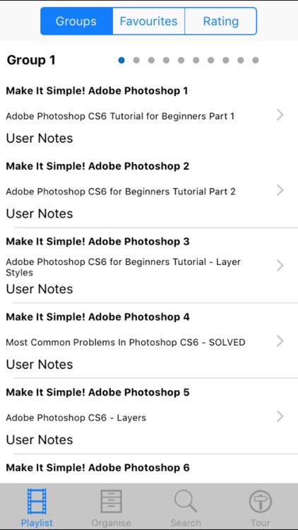 Make It Simple! For Adobe Photoshop