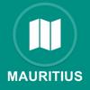 毛里求斯 : 离线GPS导航
