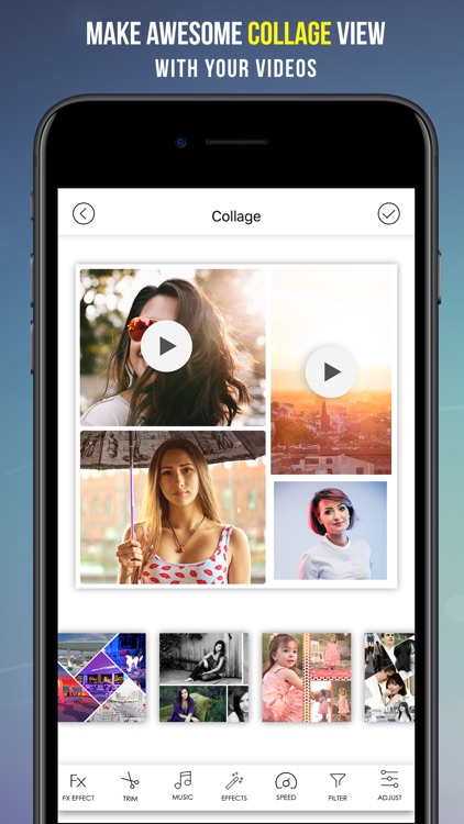 Video Editor for iMovie & Youtube With Free Music