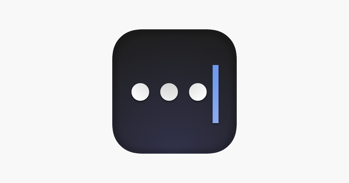 Master Password •••  — Get immune to loss  on the App Store