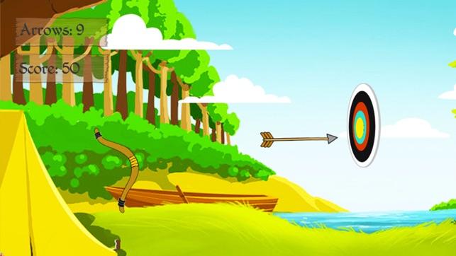 Archery Master King: Target Shooting game