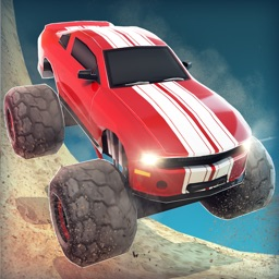 Crossy Hill: Extreme Off Road Monster Truck Racing